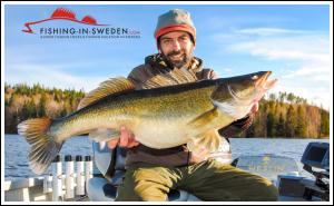 Fishing in Sweden