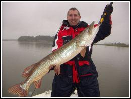Fishing Guide Dan Bjurshammar