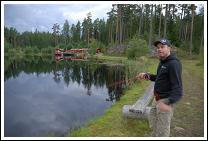 Smålandsfiskarnas Fiskeguidning