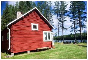 Stuga vid Oxforsen, Hårkan