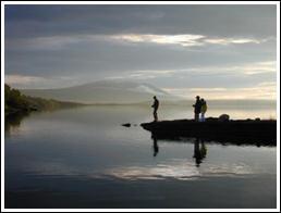 Fiske i Adolfström