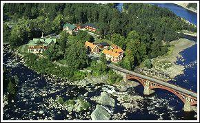 Älvkarleby Turist & Konferens, Dalälven