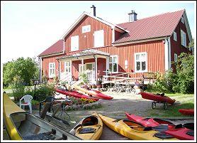 Björkfors Kajak & Hostel