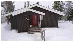 Stuga i Björnrike, Vemdalen