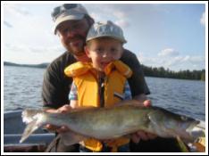 Gösfiske med Camp45