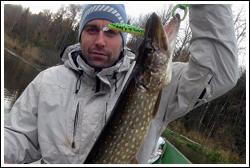 Fiske i Svartådalen
