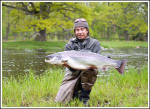 Fiskeresor.nu / Gonefishing, laxfiske