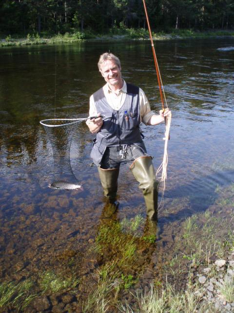 Fiske vid Jennys Stugor