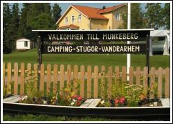 Munkebergs Camping-Stugor-Vandrarhem