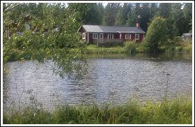 Gästhuset i Tönnfors Fiskodling