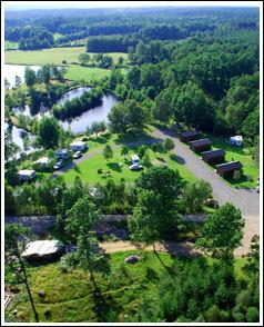 Våxtorps Camping Stugby