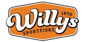 Willys Sportfiske i Västerås