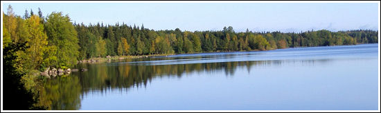Hultebräan, sjö i Nybro Kommun